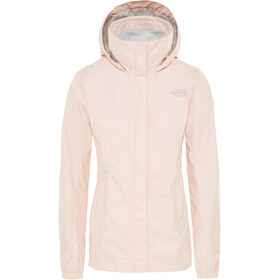 The North Face Resolve II Jas Dames roze